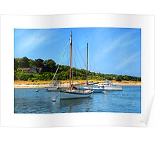 Vineyard Haven Poster