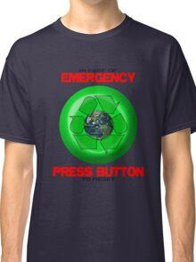 Where's The Reset Button (light shirts) Classic T-Shirt