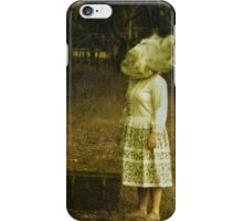 An unknown destination iPhone Case/Skin
