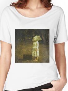 An unknown destination Women's Relaxed Fit T-Shirt