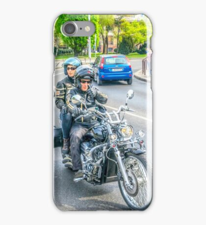 Bikers iPhone Case/Skin