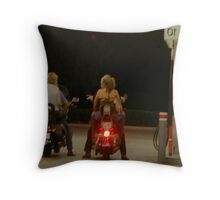 LETS RIDE! Throw Pillow