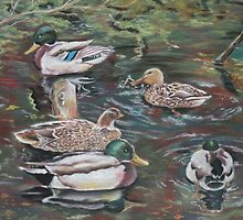 Duck Soup by lindybird