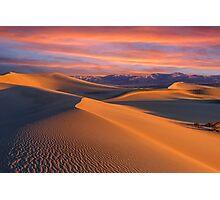 Dune Wonderland Photographic Print