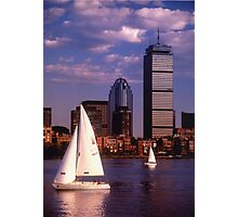 Boston, MA 3 Photographic Print