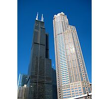 Sear's Tower - Chicago, IL Photographic Print