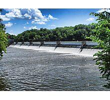 Water Rush IV Photographic Print