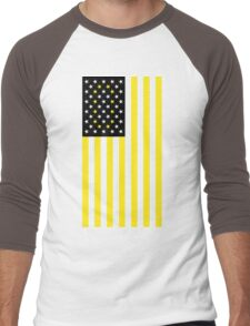 Oregon Ducks Men's Baseball ¾ T-Shirt