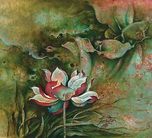 """""""The Eremite"""" from the series """"In the Lotusland"""" by Anna Miarczynska"""