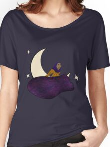 Girl and her Magic Carpet Women's Relaxed Fit T-Shirt