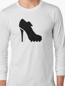 Soccer pumps Long Sleeve T-Shirt