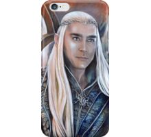 Smile of the King iPhone Case/Skin