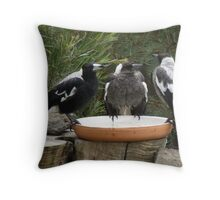 """""""Two's Company""""....... Throw Pillow"""