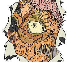 The Dalek inside Me by Skree