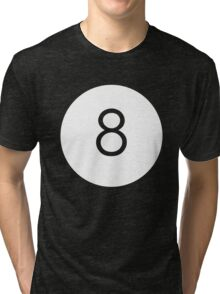 Black Ball Tri-blend T-Shirt