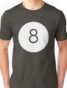 Black Ball Unisex T-Shirt