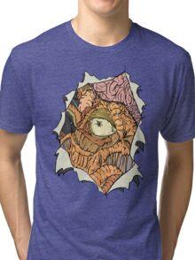 The Dalek inside Me Tri-blend T-Shirt