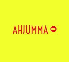 AHJUMMA - Yellow by Kpop Love