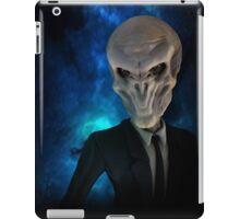 Silence iPad Case/Skin