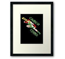 Street Fighter Cammy Framed Print