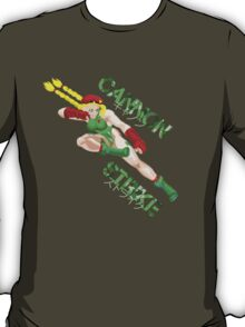 Street Fighter Cammy T-Shirt