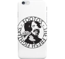 Footos - Fresh Fighters iPhone Case/Skin