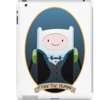 Finn The Gentleman iPad Case/Skin
