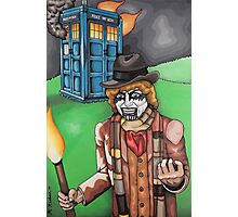 F*** Dr. Who Photographic Print