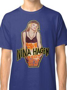 Nina Hagen - New York NY Classic T-Shirt