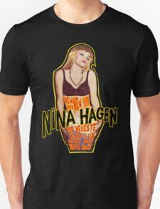 Nina Hagen - New York NY Unisex T-Shirt