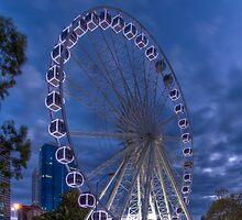 The Wheel by John Pitman