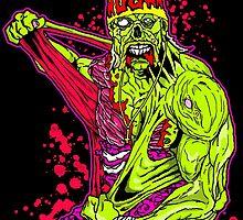 ZombieMania Hogan  by WhoDunIT