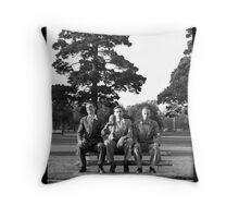 1950 Avante Garde - The Pineapple Throw Pillow