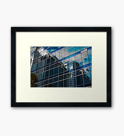 matrix Framed Print