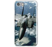 Fighter Jet Photograph iPhone Case/Skin