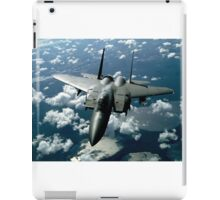 Fighter Jet Photograph iPad Case/Skin
