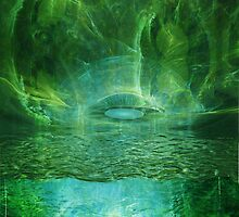 THEY SURFACED - ATLANTIS 2 by DARREL NEAVES