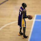 Kobe Bryant by Judson Joyce