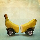 Banana Splitmobile by vinpez
