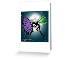 Butterfly Bog Greeting Card