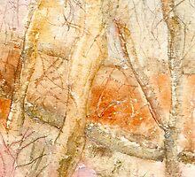 Carwinion Beeches I by Manda Ward