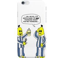 Are you thinking what I'm thinking B1 ? iPhone Case/Skin