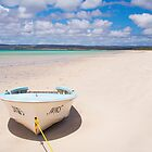 Pure Bliss on Island Beach, Kangaroo Island by Elana Bailey