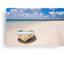 Pure Bliss on Island Beach, Kangaroo Island Canvas Print