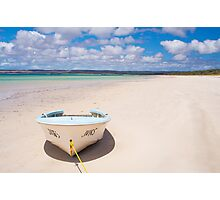 Pure Bliss on Island Beach, Kangaroo Island Photographic Print