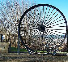 Big Wheel by Jonice