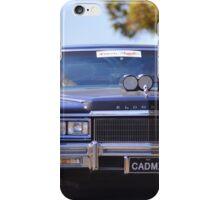 Cad MX iPhone Case/Skin