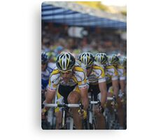 Its just Team Work Canvas Print