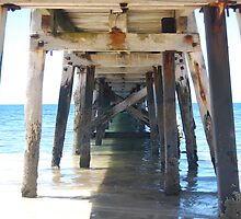Under The jetty by Fred  Smith
