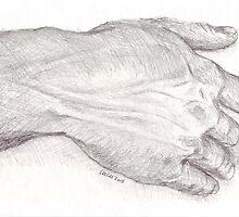 Man Hand by Lee Lee